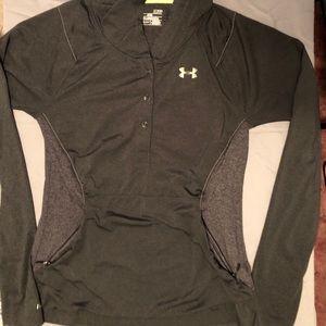 Under Armor HeatGear Fitted Long-sleeve Shirt